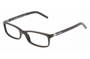 Dolce & Gabanna DG3097 #676 - Brown Chocolate Frame, Demo Lens Lenses
