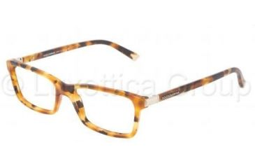 Dolce&Gabbana DG3111 Bifocal Prescription Eyeglasses 623-5216 - Light Havana