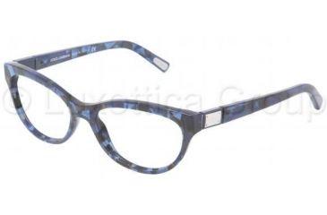 Dolce&Gabbana DG3118 Bifocal Prescription Eyeglasses 1919-5216 - Blue
