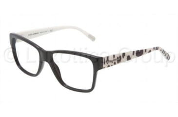 Dolce&Gabbana DG3126 Bifocal Prescription Eyeglasses 501-5215 - Black Frame