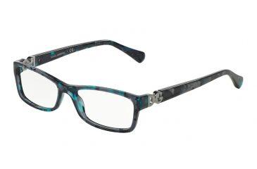 bde82d37751 Dolce Gabbana DG3228 Eyeglass Frames 2551-53 - Blue Marble Frame