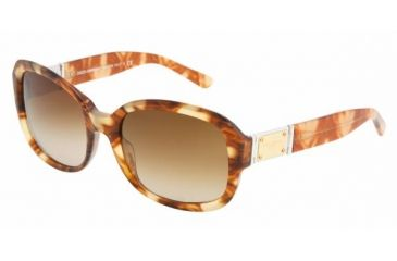 Dolce & Gabanna DG4086 #173413 - Havana Honey Arrow Brown Gradient Frame