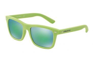 86d56d77740c Dolce Gabbana DG6095 Sunglasses 299631-55 - Acid Green Rubber Frame