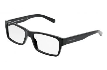 Dolce&Gabbana Discovery the unexpected DG3132 Eyeglass Frames 501-5516 - Black Frame