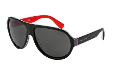 8b479e674b5a Dolce&Gabbana MULTICOLOR DG4204 Single Vision Prescription Sunglasses DG4204-276487-64  - Lens Diameter 64