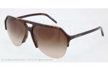 Dolce&Gabbana STEFANO - FASHION SHOW SS13 DG4178 Progressive Prescription Sunglasses DG4178-502-13-62 - Lens Diameter 62 mm, Lens Diameter 62 mm, Frame Color Havana