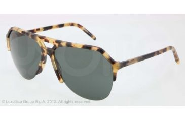 Dolce&Gabbana STEFANO - FASHION SHOW SS13 DG4178 Progressive Prescription Sunglasses DG4178-512-71-62 - Lens Diameter 62 mm, Lens Diameter 62 mm, Frame Color Light Havana