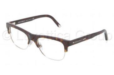 Dolce&Gabbana TAILORING DG3131 Eyeglass Frames 502-5117 - Havana Frame