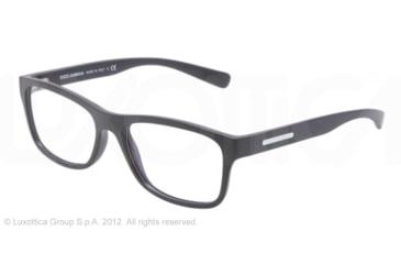 Dolce&Gabbana YOUNG&COLOURED DG5005 Eyeglass Frames 1934-54 - Matte Black Frame