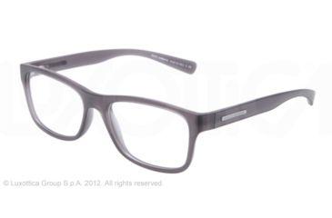Dolce&Gabbana YOUNG&COLOURED DG5005 Eyeglass Frames 2725-54 - Matte Transparent Grey Frame