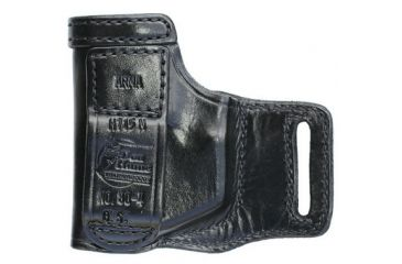Don Hume RSS-PF9/SR2 OWB Leather Holster Right Hand w/ ArmaLaser OWBPF9/SR2