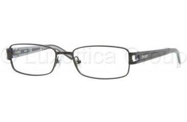 DKNY DY5619 Progressive Prescription Eyeglasses 1004-5016 - Matte Black