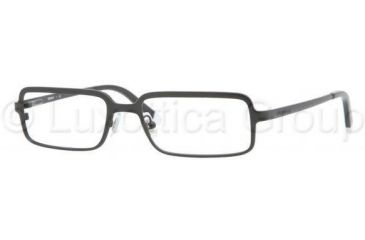 DKNY DY5620 Progressive Prescription Eyeglasses 1004-5117 - Matte Black