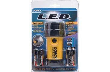 Dorcy 1/2 Watt- 4AA LED Flashlight w/ Batteries 41-2498