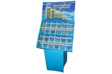 Dorcy 151 PC Dorcy Alkaline Display 41-1674