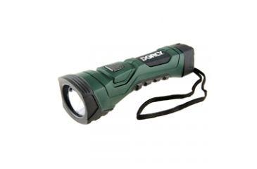 Dorcy 180 Lumen - 4AA High Flux LED Cyber Light Flashlight 41-4751