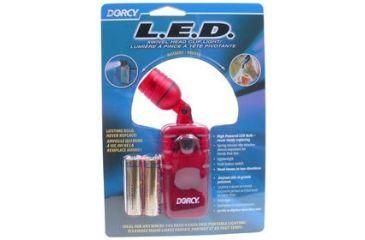 Dorcy 2 AA LED Clip Light w/ Batteries 41-4210