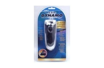 Dorcy 3 LED Dynamo Flashlight 41-4271