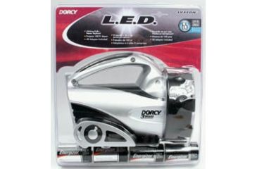 Dorcy 3 Watt- 4D 6 Volt LED Lantern w/ Batteries 41-4291
