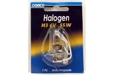 Dorcy 55 Watt Halogen Replacement Bulb For 41-1097 - 1 Per Card 41-1680