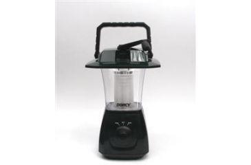 Dorcy 41-4268 8 LED Dynamo Lantern w/ AC & DC Chargers