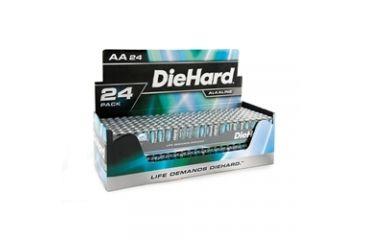 Dorcy Diehard Alkaline Batteries 24AAA Batteries Bandolier 41-1125
