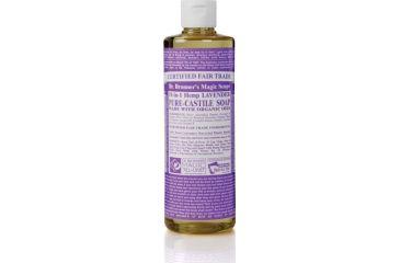 Dr. Bronners Organic Liquid Soap, 16 oz 889614