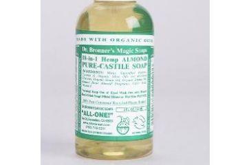 Dr. Bronners Organic Liquid Soap, 2 oz 889607