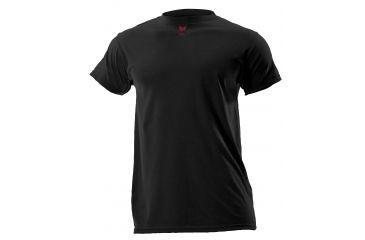 Drifire Lightweight Short Sleeve Tee Black L 20000112-BK-L