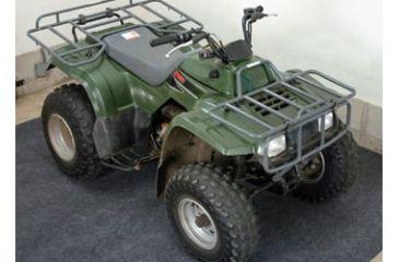 """Drymate Small Vehicle Mat, Charcoal, 7'4"""" x 8'4"""" SMVC88100"""