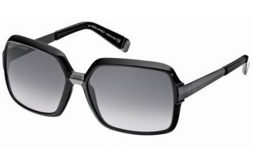 DSquared DQ0044 Sunglasses - 01B Frame Color