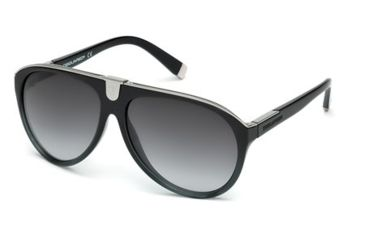 DSquared DQ0069 Sunglasses - Blue Frame Color