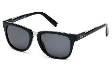 DSquared DQ0106 Sunglasses - Shiny Black Frame Color