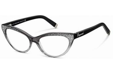 DSquared DQ5029 Eyeglass Frames - Grey Frame Color