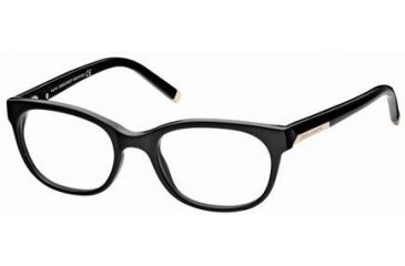 DSquared DQ5041 Eyeglass Frames - Shiny Black Frame Color