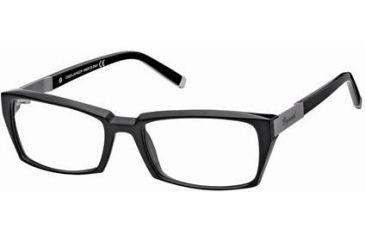 DSquared DQ5046 Eyeglass Frames - Shiny Black Frame Color