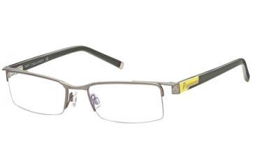 DSquared DQ5069 Eyeglass Frames - Matte Light Ruthenium Frame Color