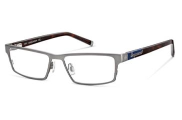 DSquared DQ5070 Eyeglass Frames - Matte Gun Metal Frame Color
