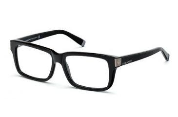 DSquared DQ5083 Eyeglass Frames - Shiny Black Frame Color