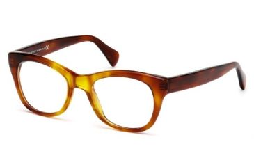 DSquared DQ5106 Eyeglass Frames - Havana Frame Color