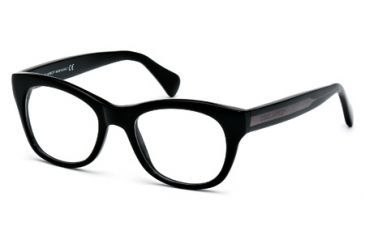 DSquared DQ5106 Eyeglass Frames - Shiny Black Frame Color