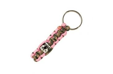 Duck Commander Braided Key Chain, Pink 119266