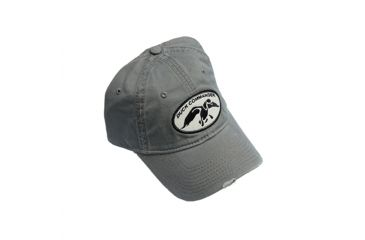 d30cf2c459b Duck Commander Olive Logo Distressed Cap 120044
