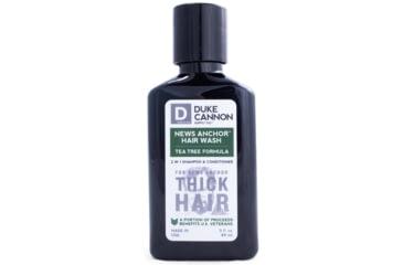 1-Duke Cannon Supply Co News Anchor 2-in-1 Tea Tree Hair Wash