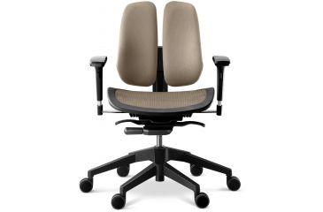 Duorest Alpha 60N Mesh Office Chair, Brown A-60N-MESH BROWN