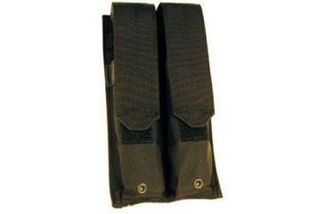 BlackHawk Duty SMG Pouch (Holds 2) (9mm, 40 cal, Ump 45) Black 52SM01BK