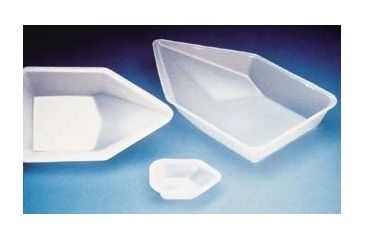 Dyn-A-Med Antistatic Weighing Canoes 80051 Small