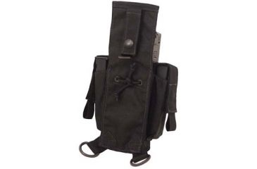 Eagle Industries CSH Radio Pouch and Upside Down Mag Pouch