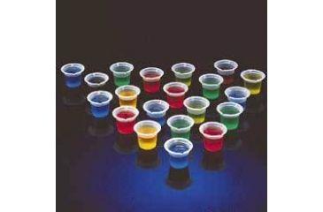 Eagle Thermoplastic Beaker Cups, Polystyrene B20-500