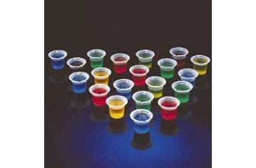 Eagle Thermoplastic Beaker Cups, Polystyrene B50-500